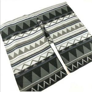 Target Limited Edition Aztec Ruana Poncho Wrap